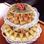 Baumkuchen Torte - Catering by AHOI Yachting