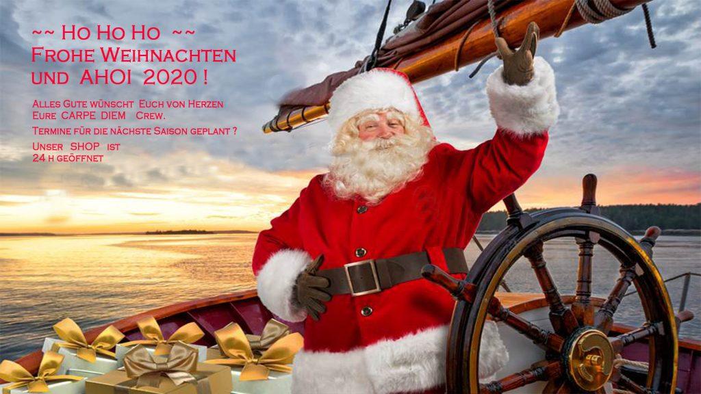 Weihnachten und Silvester 2019