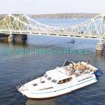 Glienicker Brücke Berlin, AHOI Yachting Yachtcharter