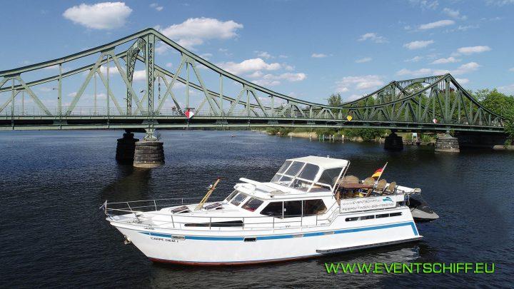 Yacht Rundfahrten 2021
